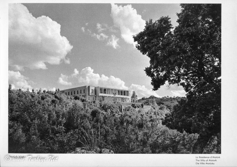 Atatürk Köşkü 1936